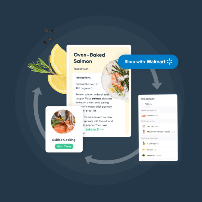 Connected Food Journey