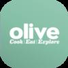Olive Magazine logo