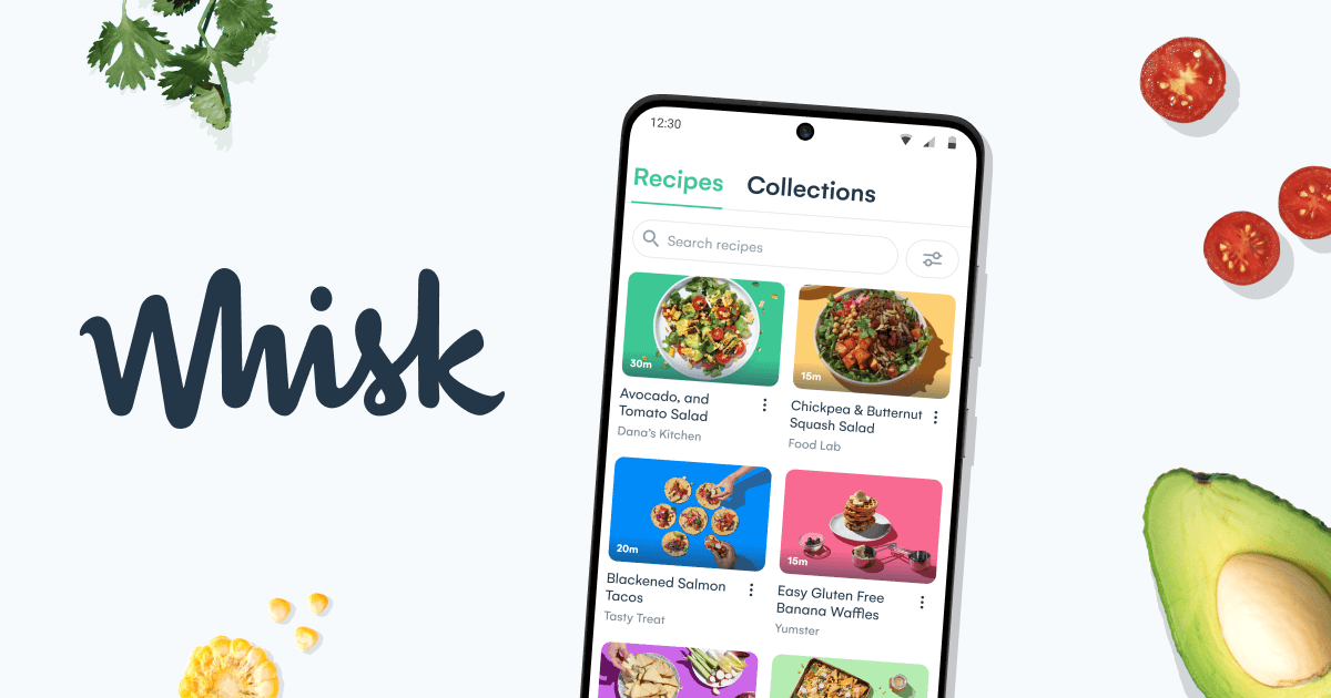 Whisk - The Ultimate Cooking App